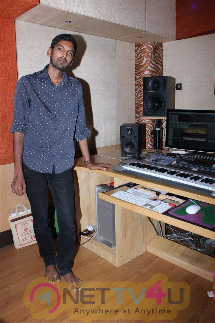 Debutant Music Director For The Movie Kadha Solla Porom