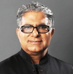 Deepak Chopra Hindi Actor
