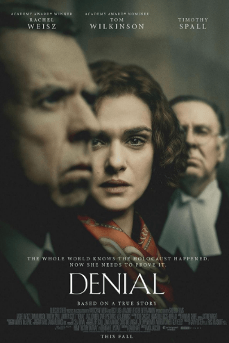 Denial Movie Review English Movie Review