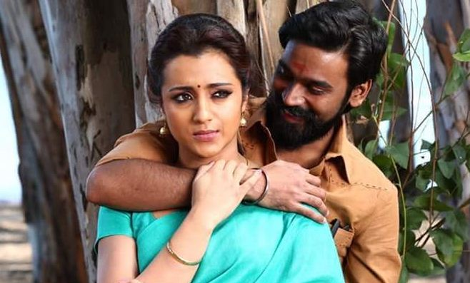 Dhanush And Trisha To Promote Kodi!