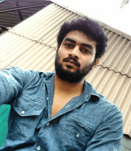 Dharish Jayaseelan Tamil Actor