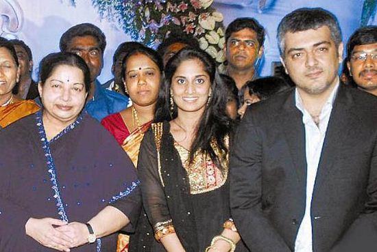 Did CM Advised Ajith?