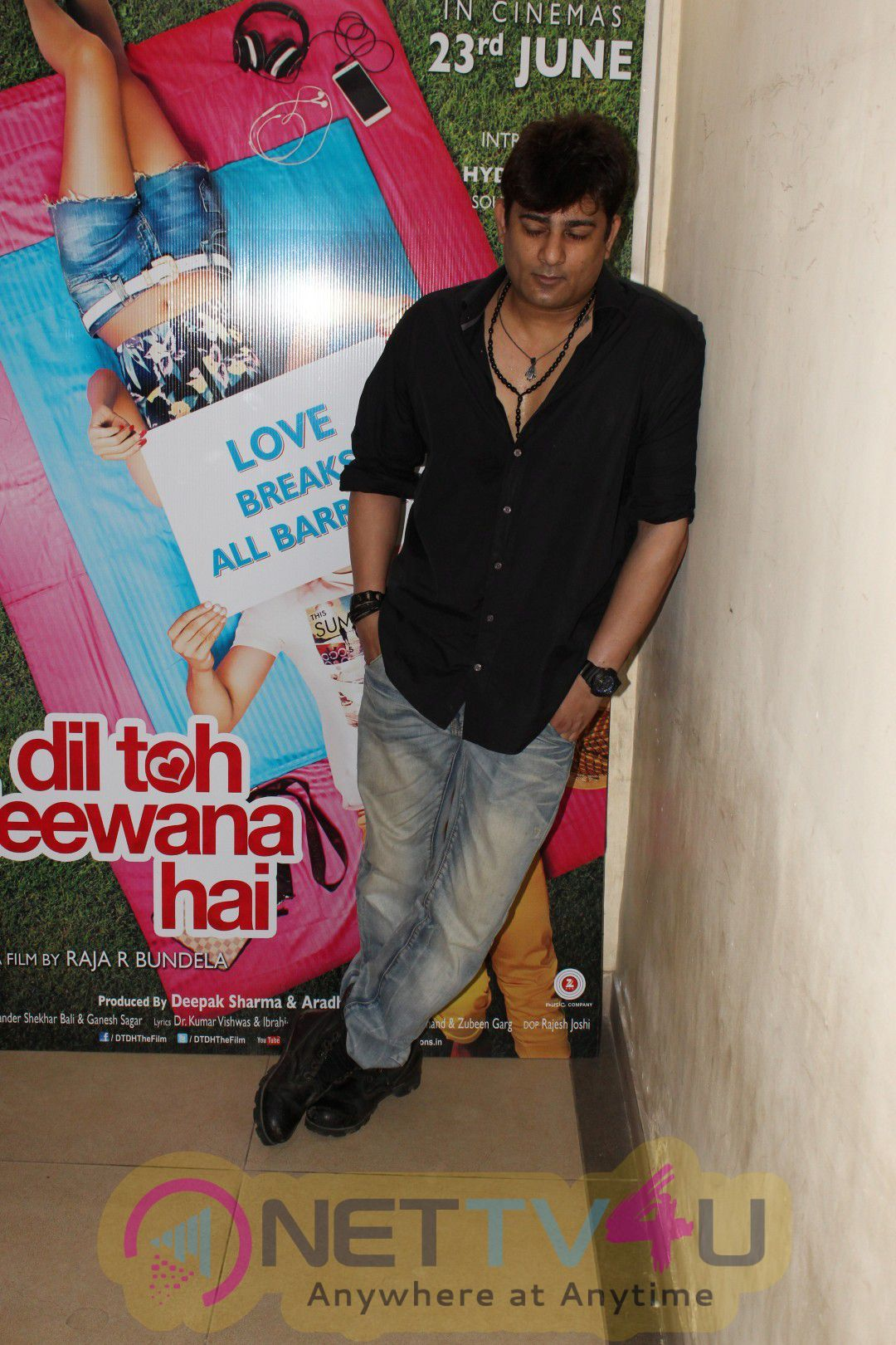 Dil Toh Deewana Hai Movie Press Meet Fanciful Images
