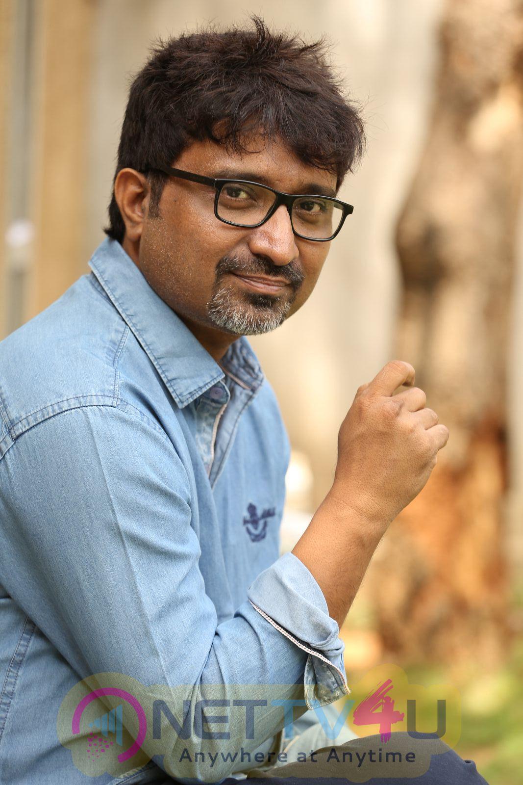 Director Mohan Krishna Indraganti Beauteous Photos