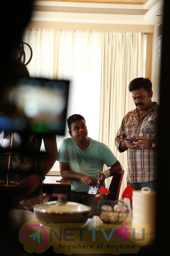 Director Sajo Sundar New Movie Press Release Delightful Photos
