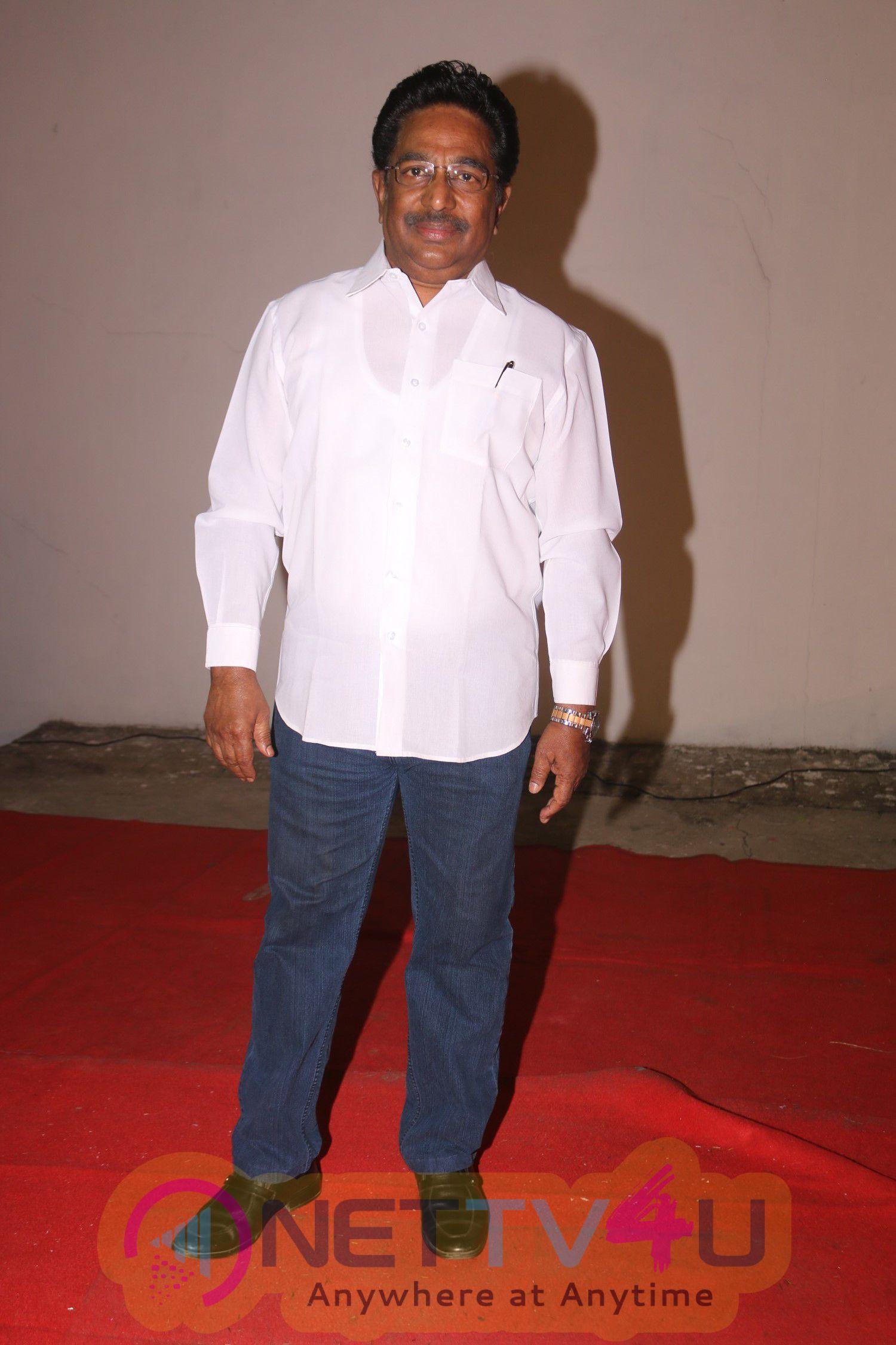 Director Seenu Ramasamy Home Marriage Reception Function Stunning Stills Tamil Gallery