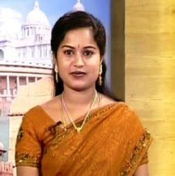 Divya - Kalaignar TV Tamil Actor