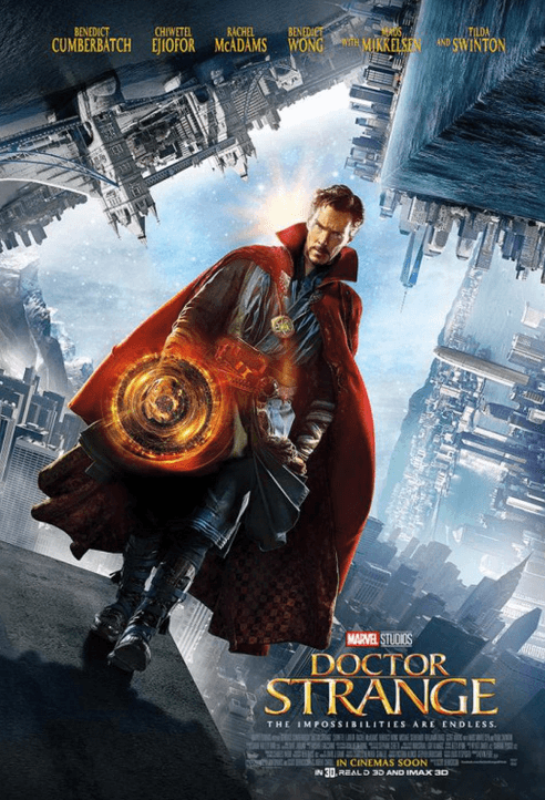 Doctor Strange Movie Review English Movie Review
