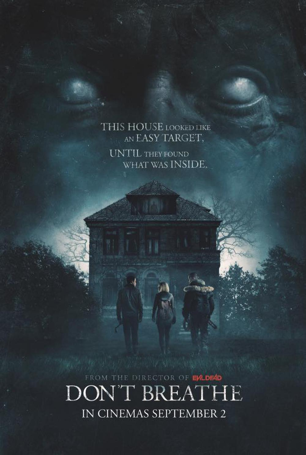 Don't Breathe Movie Teview English Movie Review