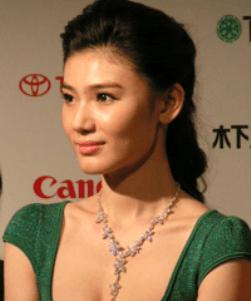 Dong Liu English Actress