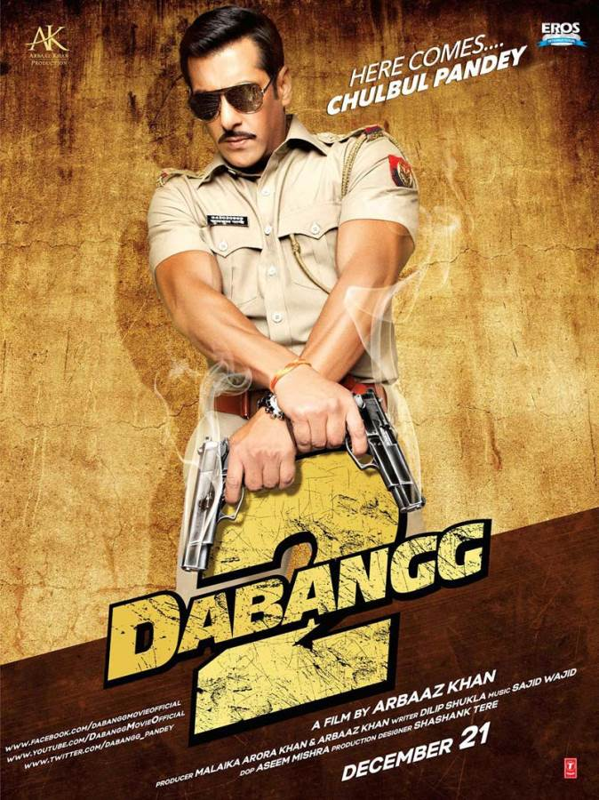 Dabangg 2 Movie Review Hindi