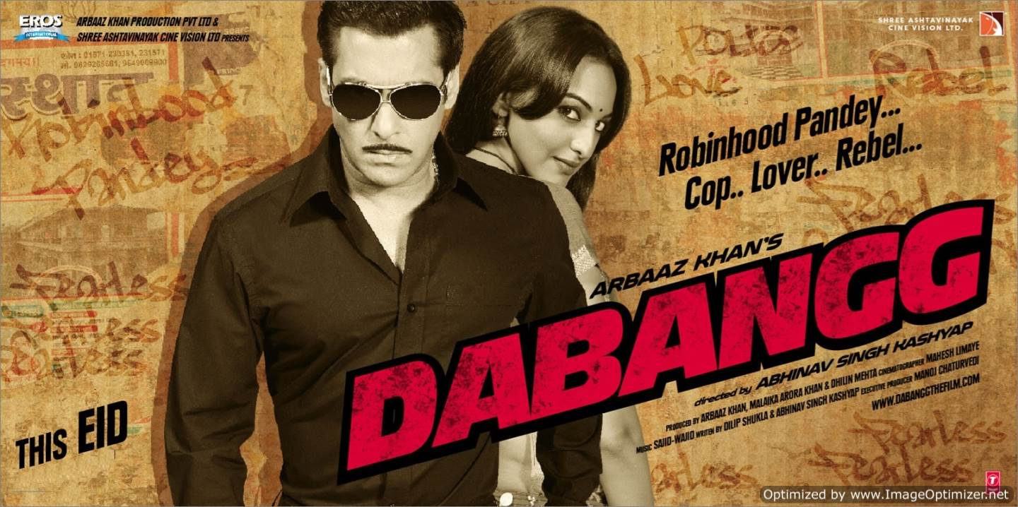 Dabangg  Movie Review Hindi