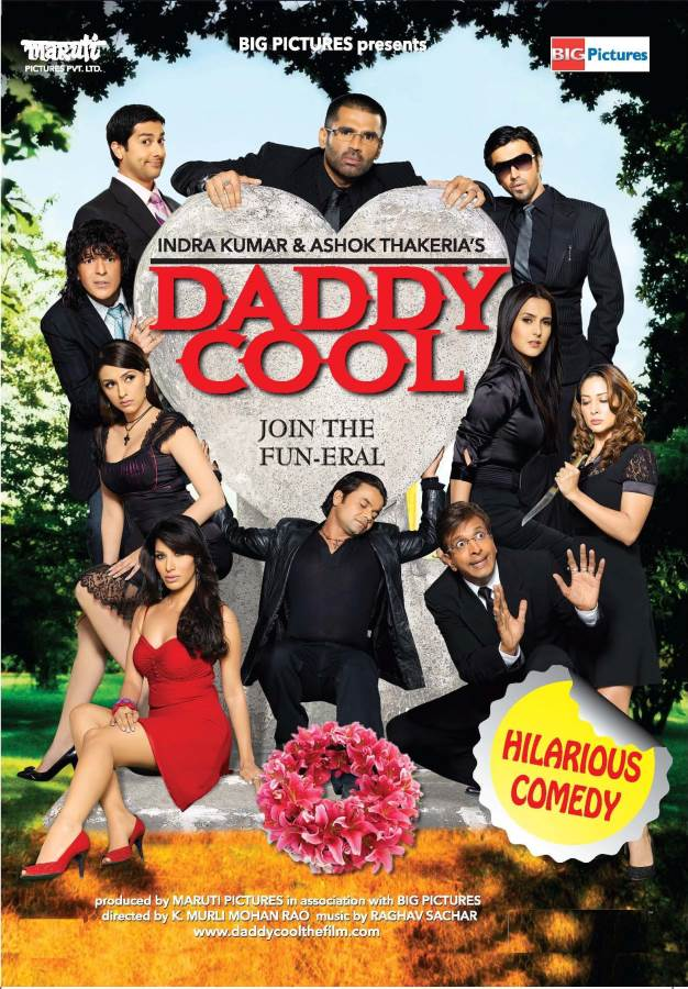 Daddy Cool Movie Review Hindi