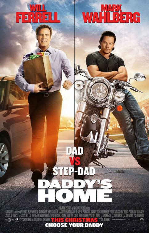 Daddy's Home Movie Review English