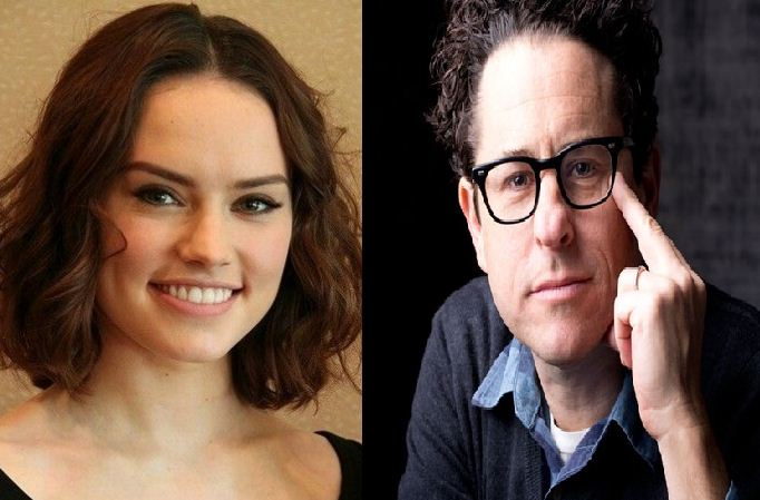 Daisy Ridley Speaks About JJ Abrams!