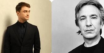 Daniel Radcliffe Feared Alan Rickman?