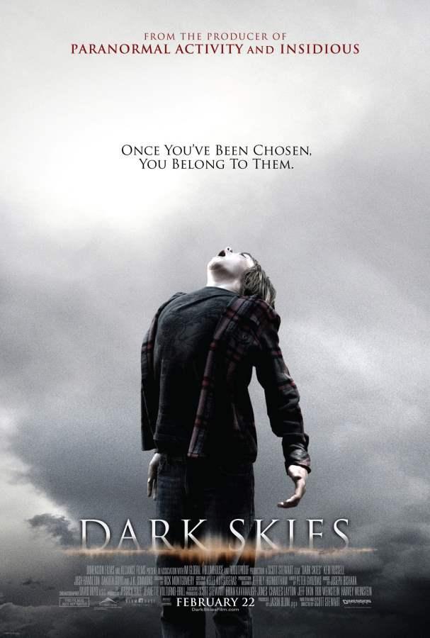 Dark Skies Movie Review English