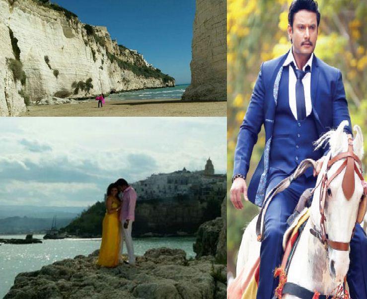 Darshan Romances Deeksha In Italy!