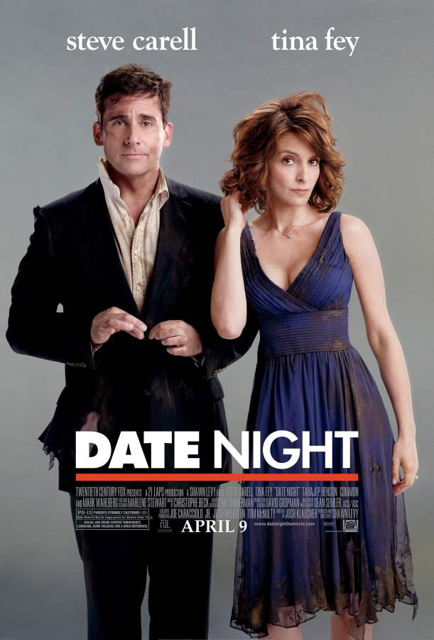 Date Night Movie Review English