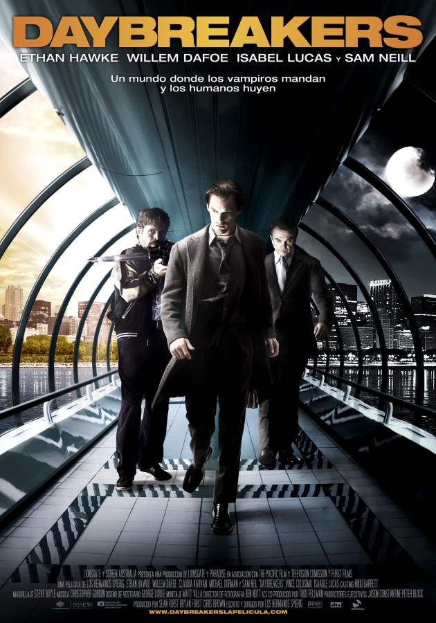 Daybreakers Movie Review English