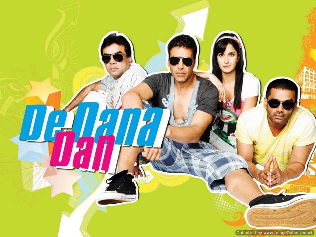 De Dana Dan Movie Review Hindi