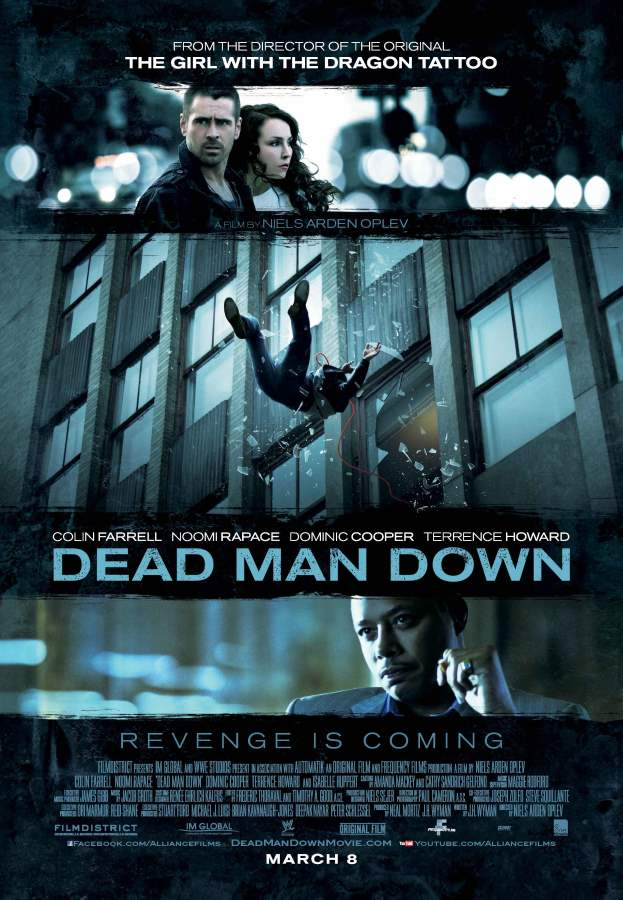 Dead Man Down Movie Review English
