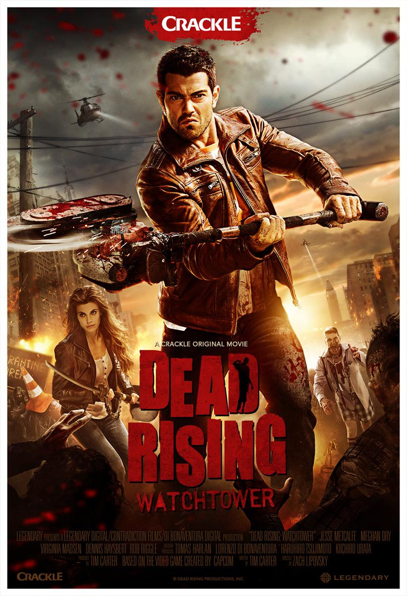 Dead Rising: Watchtower Movie Review English