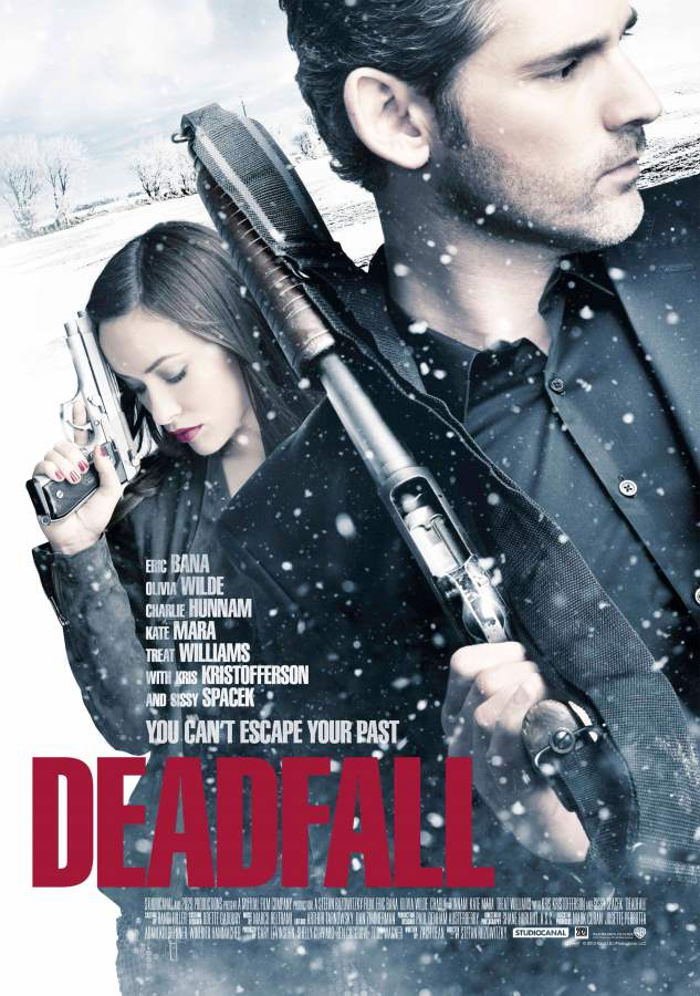 Deadfall Movie Review English