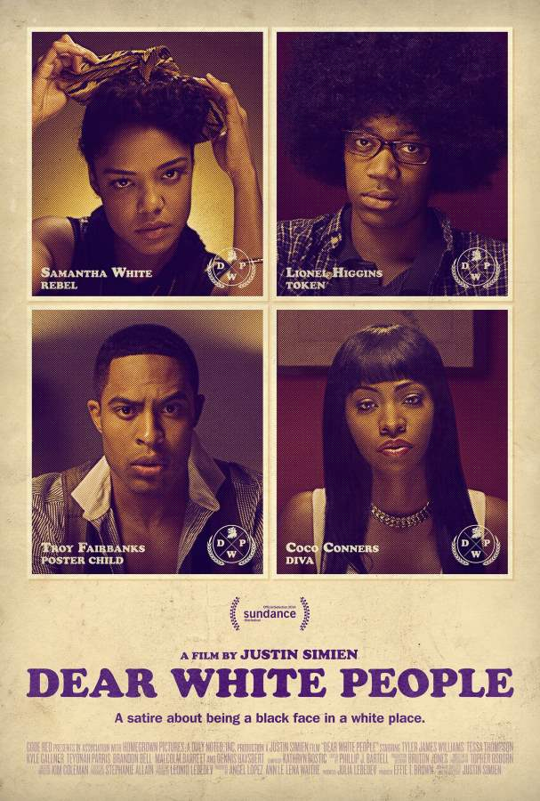 Dear White People Movie Review English