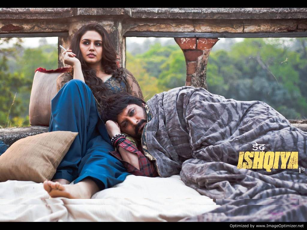 Dedh Ishqiya Movie Review Hindi