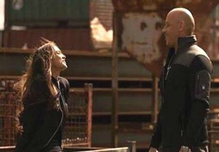 Deepika's Cool Moment With Vin Diesel!
