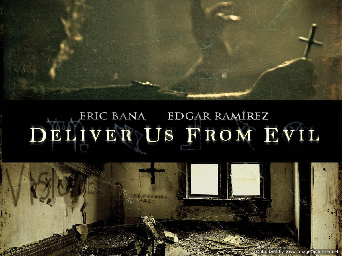 Deliver Us From Evil Movie Review English