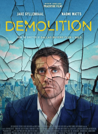 Demolition Movie Review English Movie Review