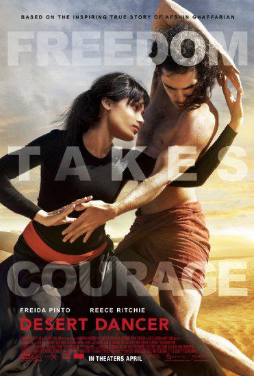 Desert Dancer Movie Review English