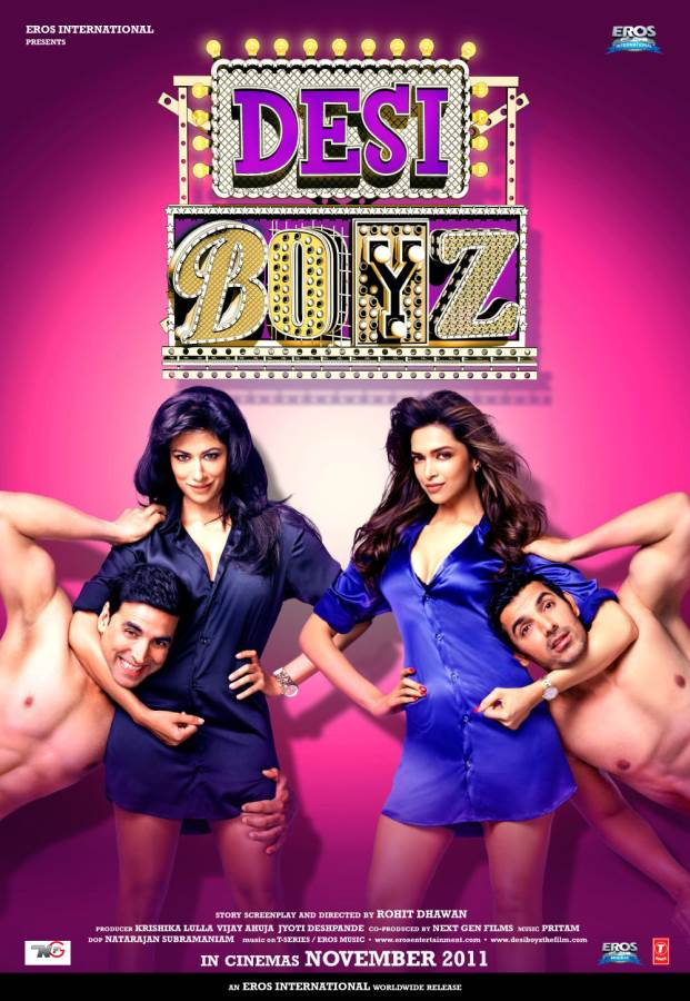 Desi Boyz Movie Review Hindi