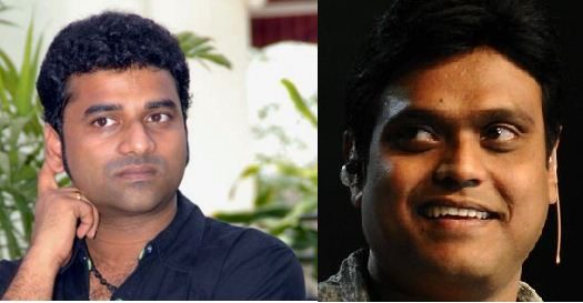 Devi Sri Prasad Out Harris Jayaraj In!