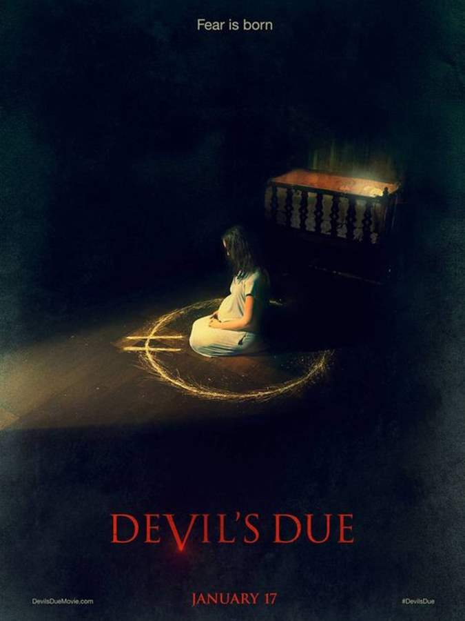 Devil's Due Movie Review English