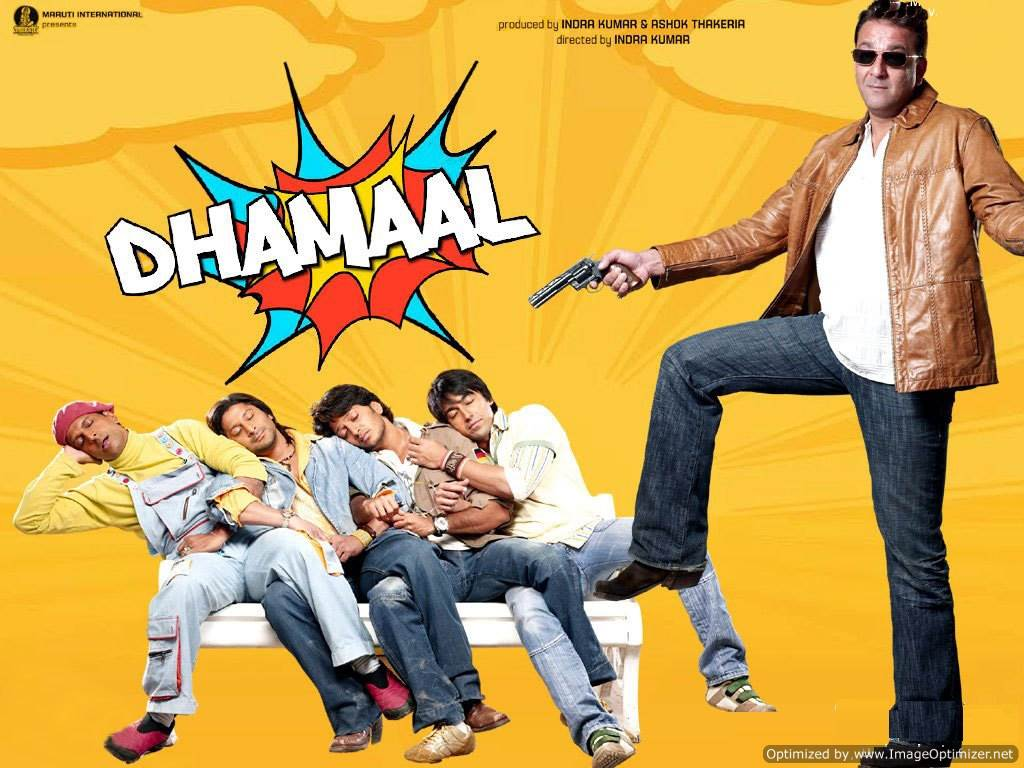 Dhamaal Movie Review