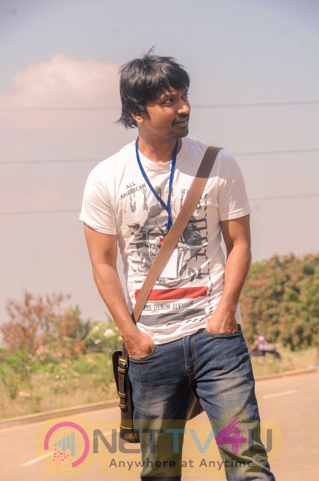 Dhanush & Yuvan Joins Together For Krishna's Yaakkai Tamil Movie Stills