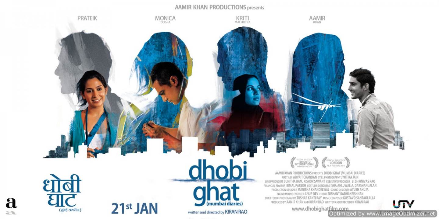Dhobi Ghat Movie Review Hindi