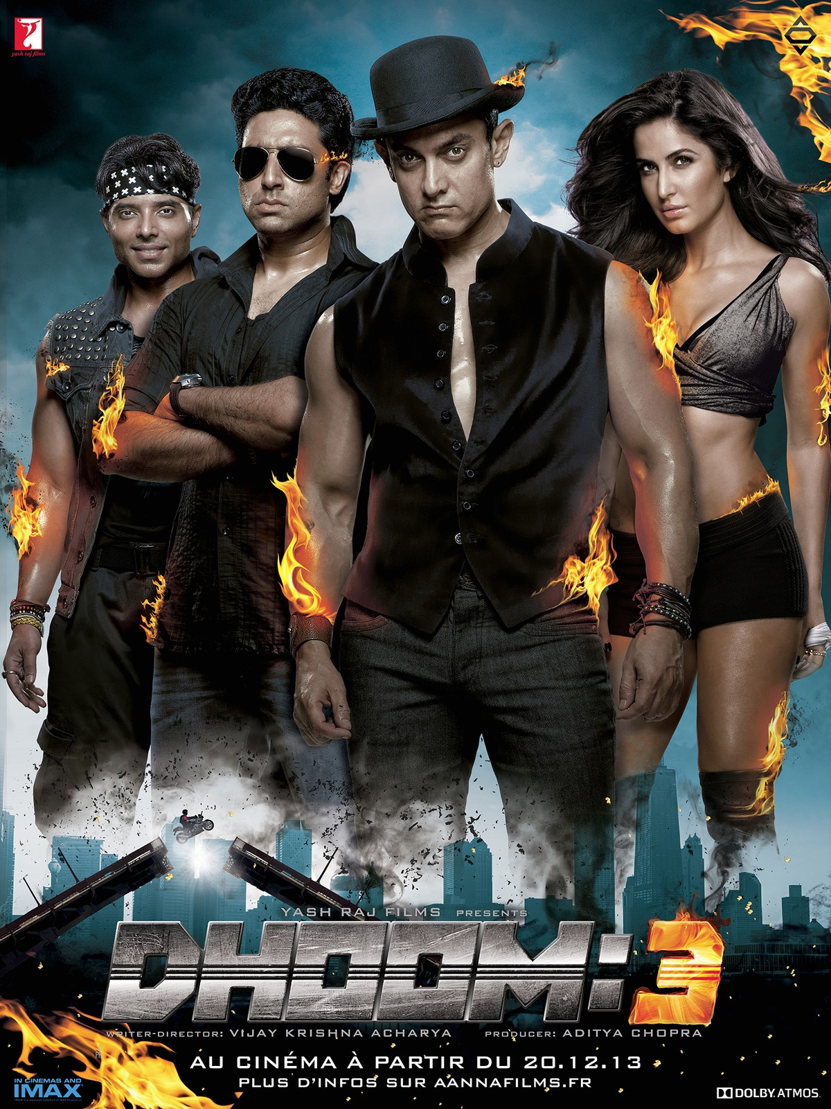 Dhoom 3 Movie Review Hindi