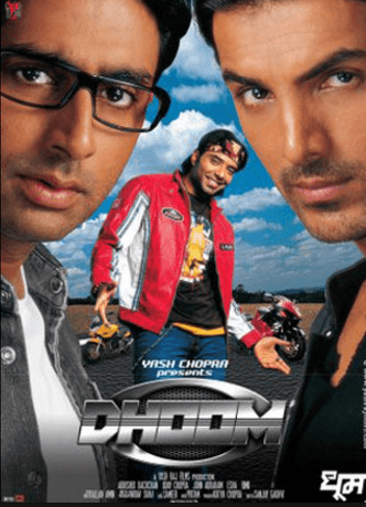 Dhoom Movie Review Hindi Movie Review