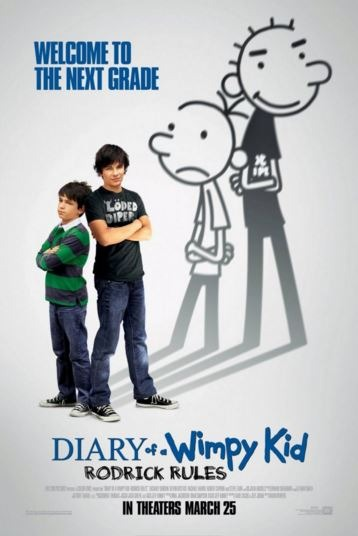 Diary Of A Wimpy Kid: Rodrick Rules Movie Review English