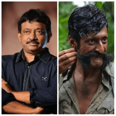 Different Kind Of A Promotion For Veerappan