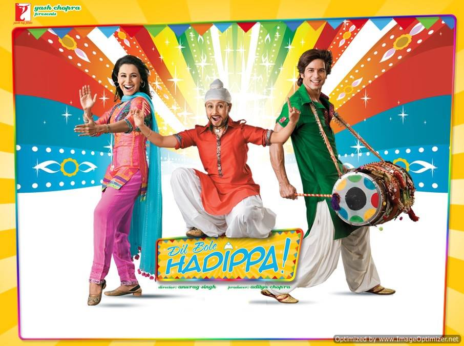 Dil Bole Hadippa! Movie Review Hindi