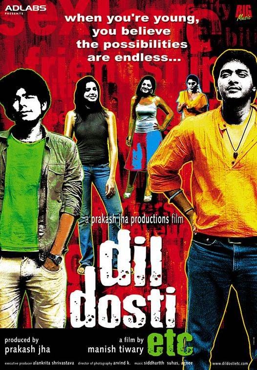 Dil Dosti Etc Movie Review Hindi
