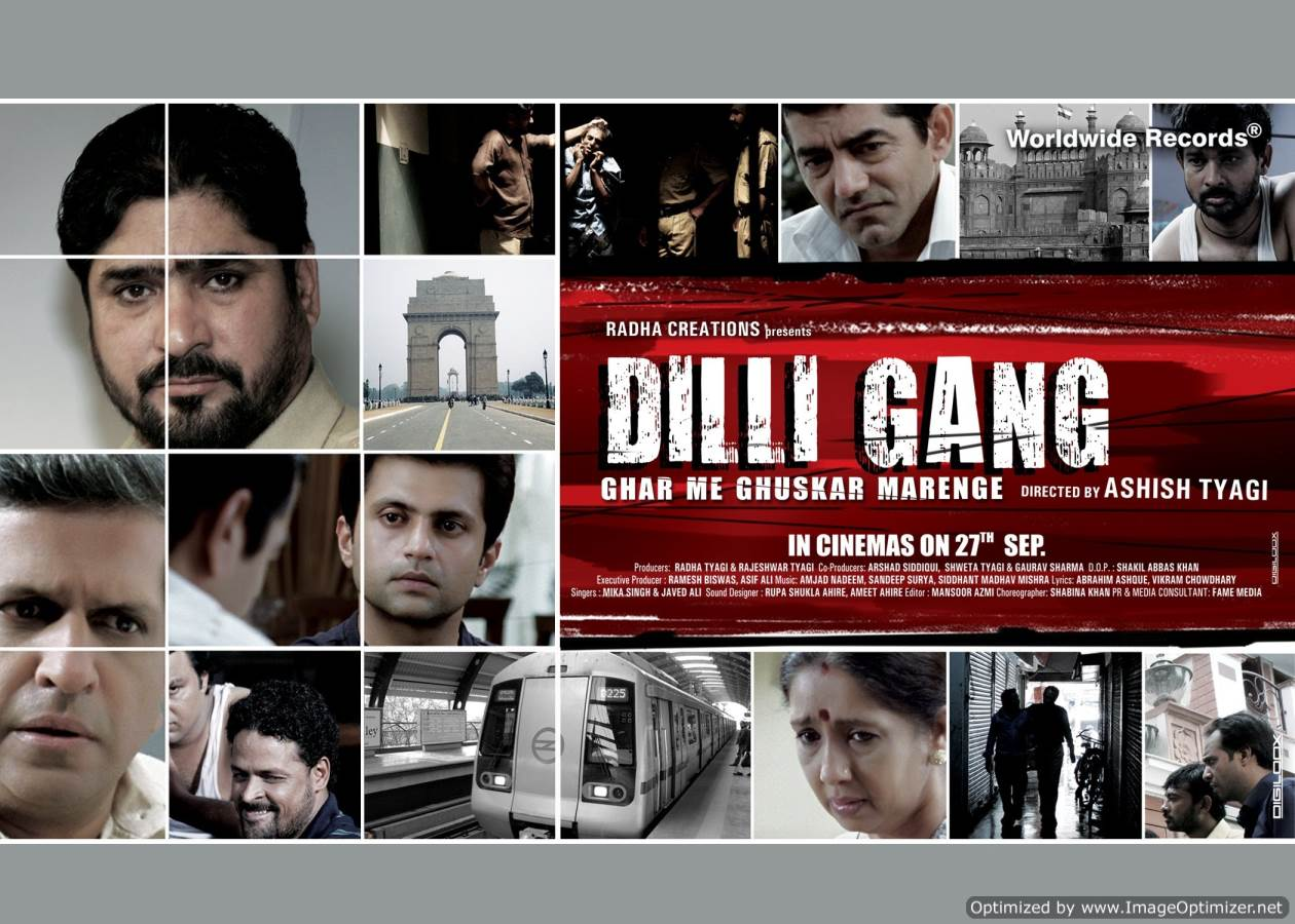 Dilli Gang Movie Review Hindi