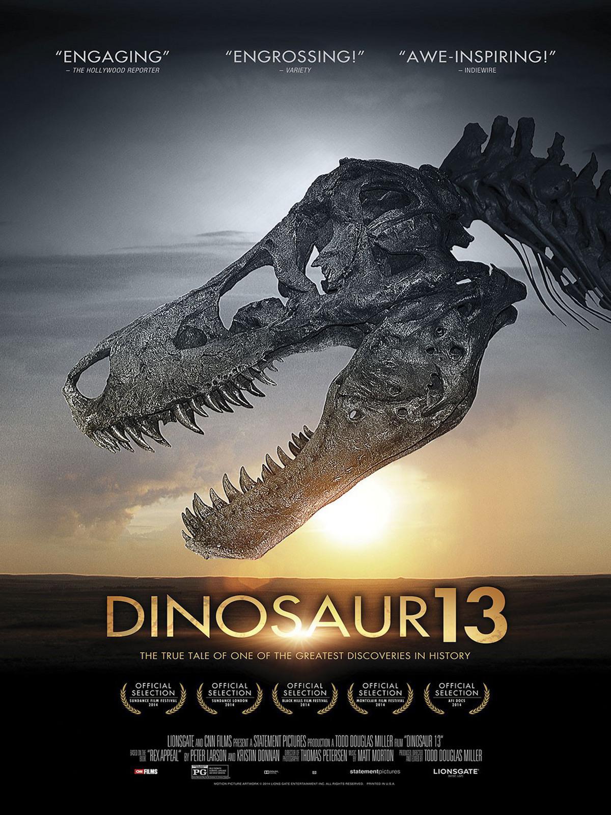 Dinosaur 13 Movie Review English