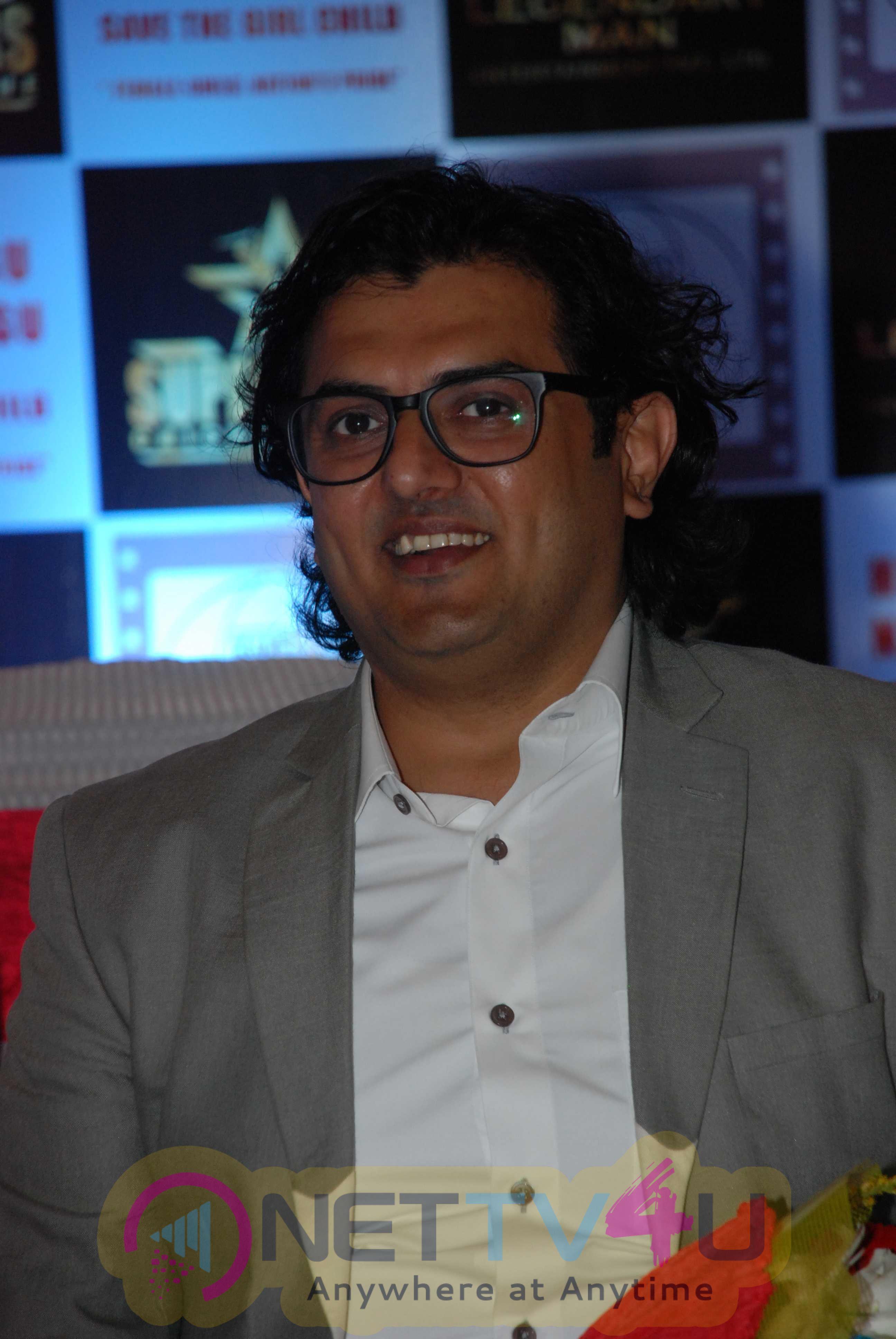 Director Association Pressmeet Regarding Superstars Cricket League Stills