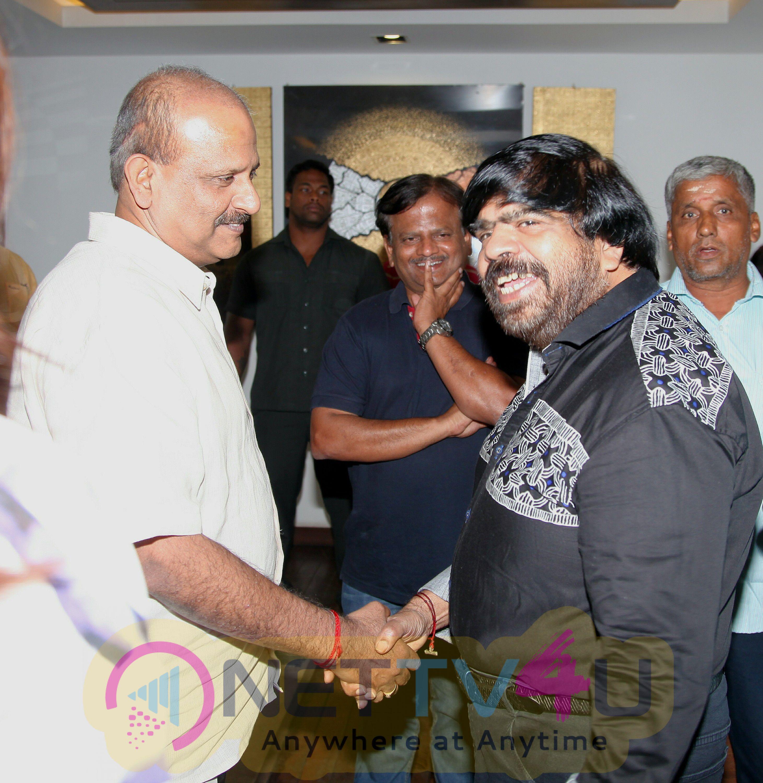 Director K V Anand, Vijay Sethupathi And Vijaya T Rajendar Join Hands For AGS Entertainment Tamil Gallery
